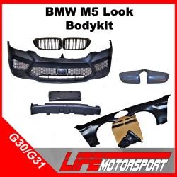 Bodykit 5er G30 in M5 F90 Look
