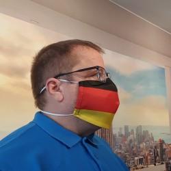 Maske / Mund- und...